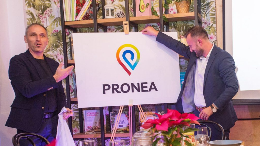 Ideas Innovations Branding Naming Pronea