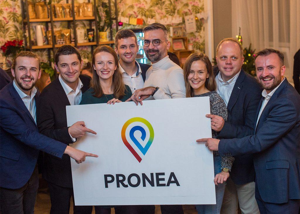 Ideas Innovations Branding Naming Pronea