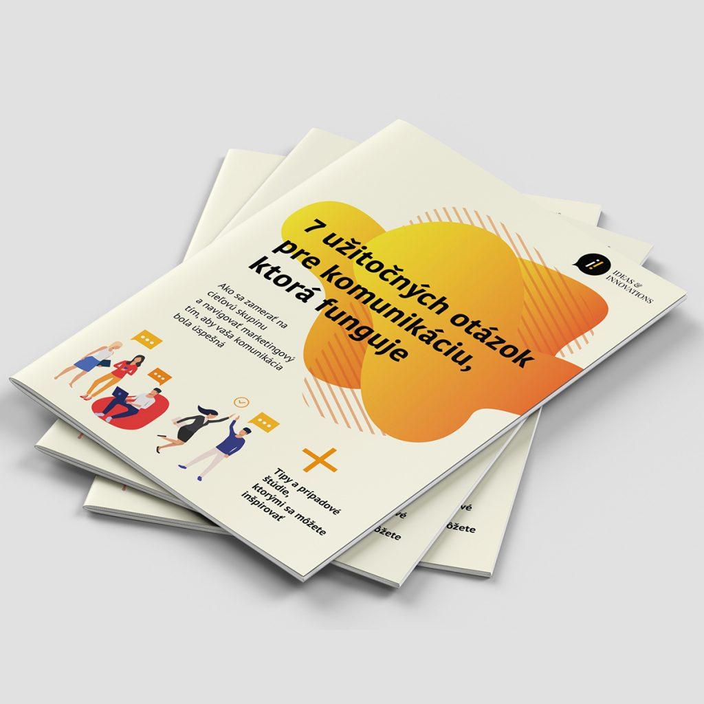 Ideas Innovations e-book 7 užitočných otázok