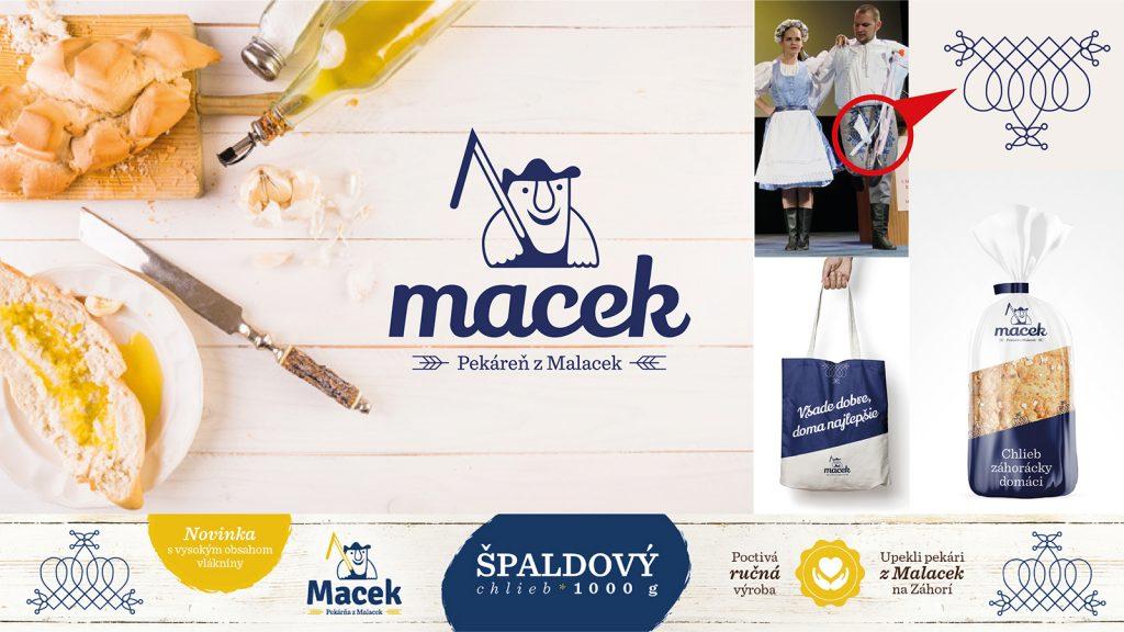 Ideas Innovations brand značka Macek